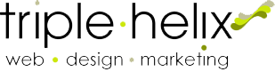 Triple Helix Ltd - Web, Design, Marketing
