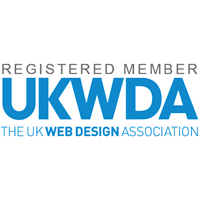 Registered member of the UK Web Design Association